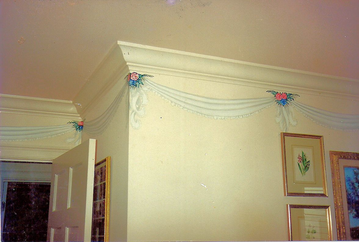 paint border between ceiling wall Takethisweeksplaylistco